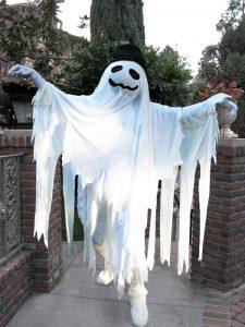 Goofy Ghost