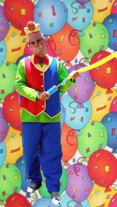 entertainer clown
